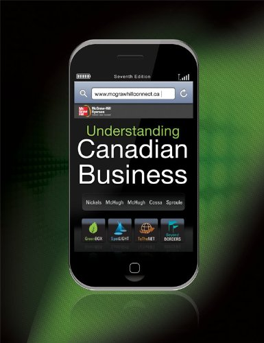 Understanding Canadian Business, 7th Cdn Edition w/ Connect Access Card PDF