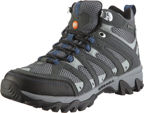Merrell Men's Enuma Mid WTPF Granite Trainer J88117 12 UK