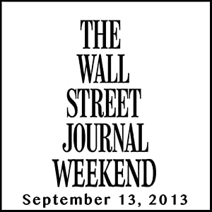 Weekend Journal 09-13-2013 Newspaper / Magazine