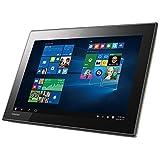 東芝 dynabook_Tab S60 2in1タブレット ノートパソコン Windows10Pro /Atom x5-Z8300 1.44GHz/メモリ2GB/フラッシュ32GB/無線/Bluetooth/Webカメラ/専用キーボードドック付き PS60SSGE2L7AD21