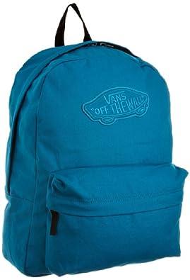 Amazon.com: Vans Realm Backpack Blue Color Back Pack: Shoes