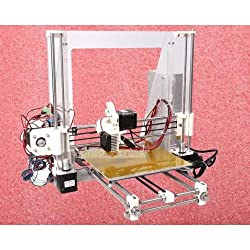 wonderfullshop3D Printer DIY Kit for Reprap Prusa Mendel i3 Self-assembly DIY Suit Accessories