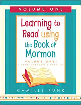 Learning to read using the book of mormon
