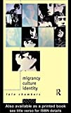 img - for Migrancy, Culture, Identity (Comedia) book / textbook / text book
