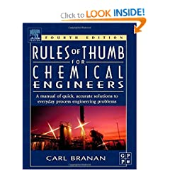 Rules of Thumb for Chemical Engineers, Fourth Edition
