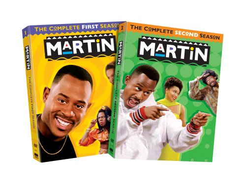 Martin: Complete Seasons 1&2 [DVD] [Import]