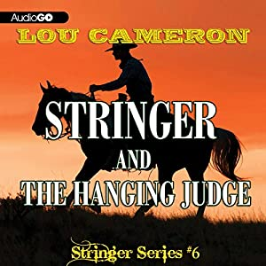 Stringer and the Hanging Judge Audiobook