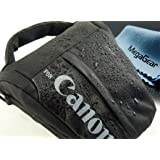 MegaGear ''Ultra Light'' Professional Camera Case Bag for Canon EOS 70D, Canon Rebel T4i, Canon EOS Rebel T5, Rebel T5i, T6i, T6s Rebel SL1 ,with Lens