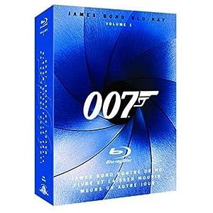 James Bond, L'essentiel volume 1 : James Bond contre Dr. No, Meurs un autre jour, vivre et laisser m