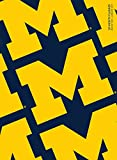 2016 University of Michigan Simplicity 18 Month Planner