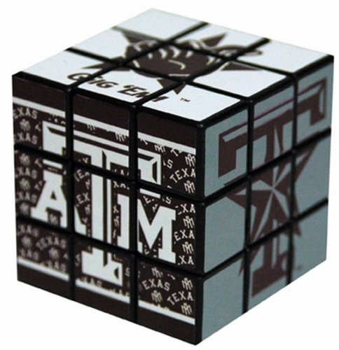 NCAA Texas A&M Aggies Toy Puzzle Cube