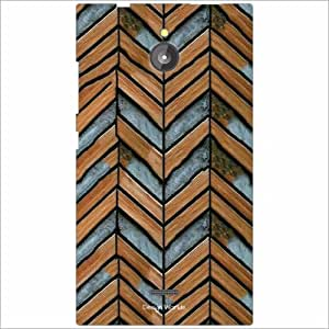 Design Worlds Silicon Back Cover For Nokia X2 - Phone Cover Multicolor