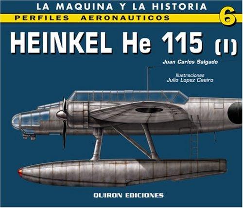 Heinkel He 115: v. 1 (Perfiles Aeronauticas)