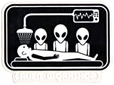 Alien Workshop Skateboard Sticker - New skate board skateboarding skating sk8