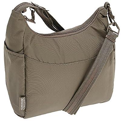 Pacsafe Citysafe 100 GII - Handtasche, Reisehandtasche mit Anti-Diebstahl Details