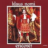 Encore Klaus Nomi