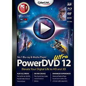PowerDVD 12 Ultra [Download]