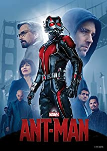 Ant-Man 2-Disc 3D BD Combo Pack [Blu-ray] from Walt Disney Studios