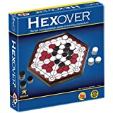 Hexover Classic- An Exciting 2-player Board Game to Outwit and Outflank your Opponent!