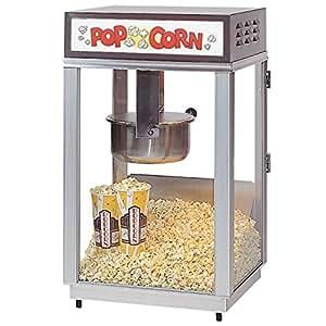 Amazon.com: Gold Medal 2660ST Popcorn Machine w/ 6-oz ...