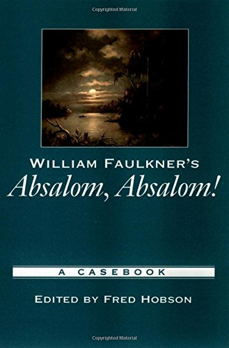 an analysis of the setting in as i lay dying by william faulkner Plot summary of as i lay dying by william faulkner part of a free study guide by bookragscom.