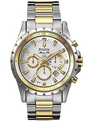 Bulova 98B014 Marine Chronograph Watch