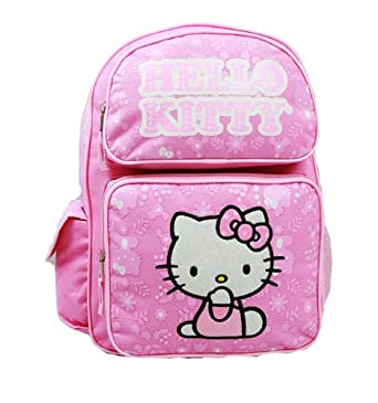 Hello Kitty Pink / White BackPack