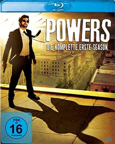 Powers - Die komplette erste Season [Blu-ray]
