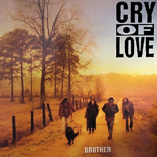 CD : Cry of Love - Brother (United Kingdom - Import)