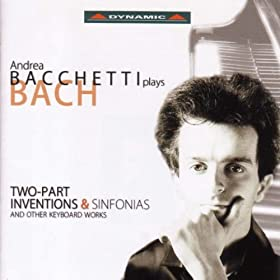 3-Part Inventions (Sinfonias), BWV 787-801: Sinfonia No. 1 in C Major, BWV 787
