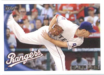 2010 Topps Update Baseball Cards (Series 3) TEXAS RANGERS Team Set (Cliff Lee, Josh Hamilton, Vlad, Colby Lewis & More!)