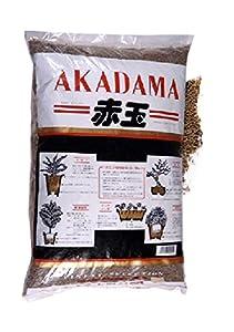 Bonsaiboy Japanese Bonsai Soil Akadama Brown - 2 lbs. (1.6 Liters) (1 Qt)
