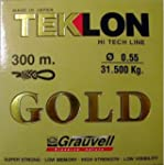 Grauvell Teklon Gold Utra-Low Diamete...