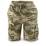 Guide Gear Knit Cargo Shorts