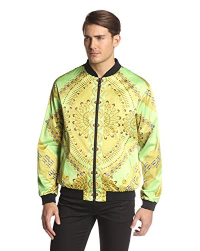 Versace Jeans Men's Printed Jacket