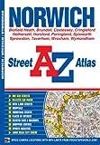 Norwich Street Atlas (A-Z Street Atlas)