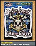 USN Davey Jones Bar and Grill Sticker - 7.62 Design