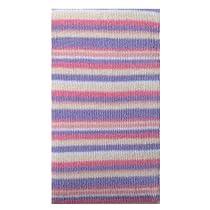 Luvable Friends Cotton Pattern Tights, Purple, 18-24 Months