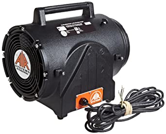 "Air Systems CVF-8EXP 8"" Contractor Grade Explosion-Proof Axial Electric Ventilation Fan"
