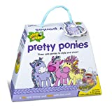 Chimp and Zee Craft pretty ponies
