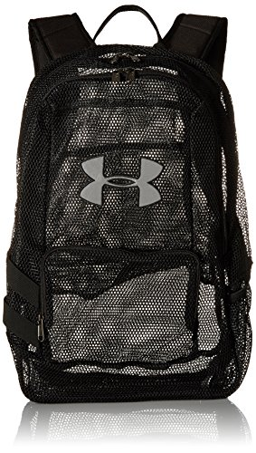 Under Armour, Zaino multifunzione/multisport UA Worldwide, Nero (Blk/Wht), Taglia unica