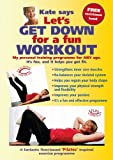 echange, troc Kate Says Let's Get Down For A Fun Workout [Import anglais]