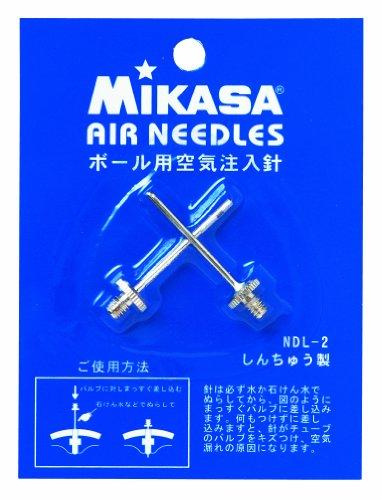 Mikasa Luft Injektion Nadel 2 tlg set NDL-2