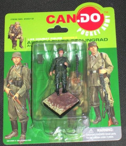 Can Do Pocket Army 1:35 Combat Figure Series 2 - Approach to Stalingrad Autum...