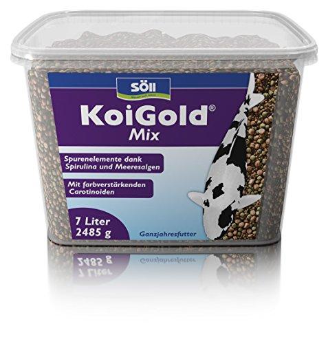 soll-18796-koigold-mix-alleinfuttermittel-fur-alle-koi-fischfutter-gartenteich-1er-pack-1-x-7-l