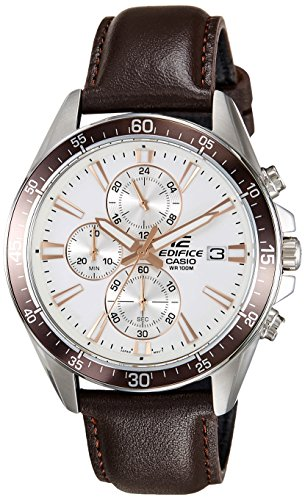 Casio-Edifice-Chronograph-White-Dial-Mens-Watch-EFR-546L-7AVUDFEX235