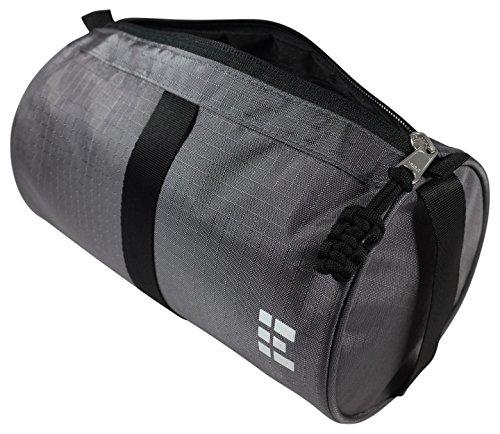 mens-toiletry-travel-bag-dopp-kit-gray