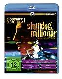 "Blu-ray-Hülle von ""Slumdog Millionär"""