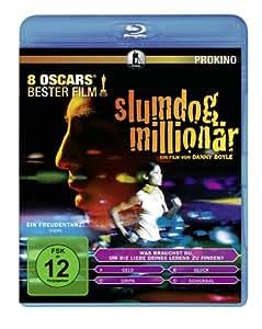 Slumdog Millionaer [Blu-ray]