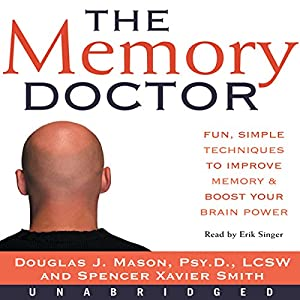 The Memory Doctor Audiobook